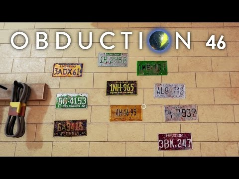 Obduction   Deutsch Lets Play #46   Blind Playthrough   Ingame English