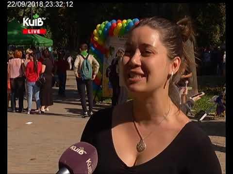 Телеканал Київ: 22.09.18 Столичні телевізійні новини 23.00