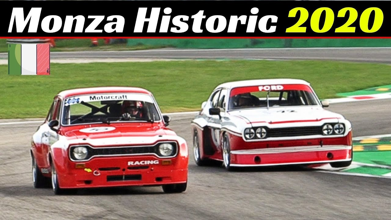 Monza Historic 2020 by Peter Auto - Saturday, Day 2 Highlights - Cobra, Capri RS, F333 SP, Group C
