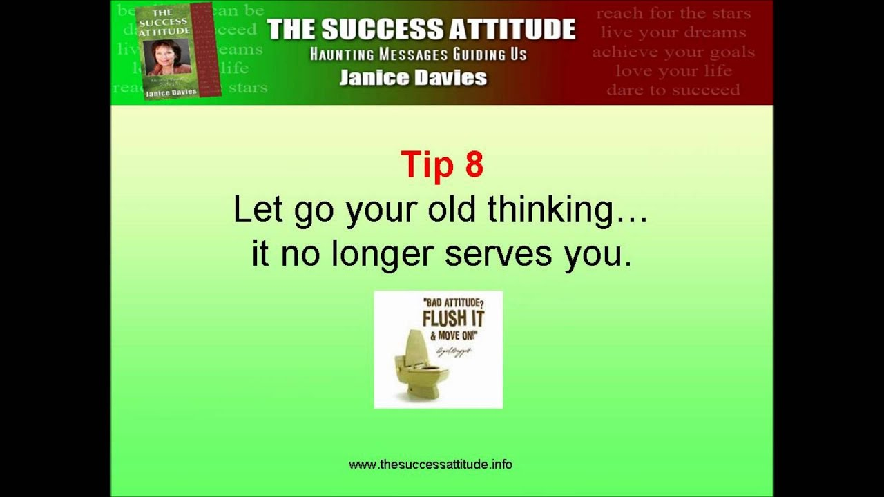 The Success Attitude; Haunting Messages Guiding Us