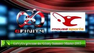 CS:GO Newsflash | KW26 | Gfinity Finals - mousesports zur CEVO - Zonixx Stand In