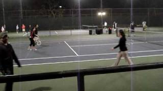 Cerritos Tennis Jam - King of the Court