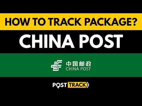 How To Track Package China Post?