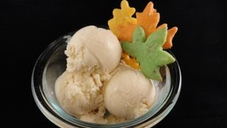 How To Make Brown Butter Ice Cream - With Yoyomax12