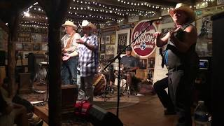 John Fee & The Honky Tonk Playboys | Video Clips - Live From The Station