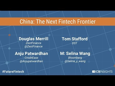 China: The Next Fintech Frontier