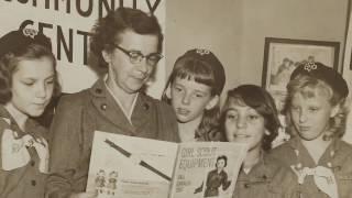 History of the Sara Holbrook Community Center