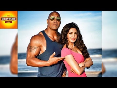 Priyanka Chopra's HOT Picture With Actor Dwayne Johnson | Bollywood Asia