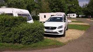 Moreton-in-Marsh Caravan Club site May 2016