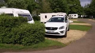 Moreton-in-Marsh Caravan Club site May 2016