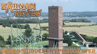 Schwur des Karnan Review, Hansa Park Gerstlauer Infinity Coaster | World's Oddest Hypercoaster