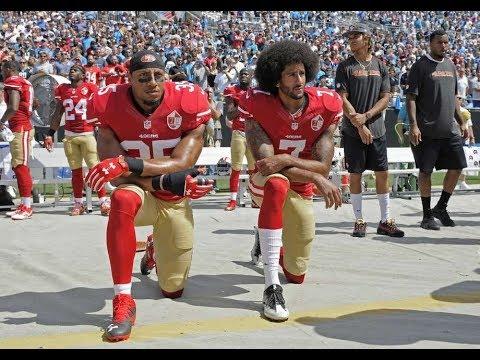 NFL ROGER GOODELL BLASTS TRUMP AFTER CHEATING COLIN KAEPERNICK AND ENSURING TEAMS DON'T SIGN HIM