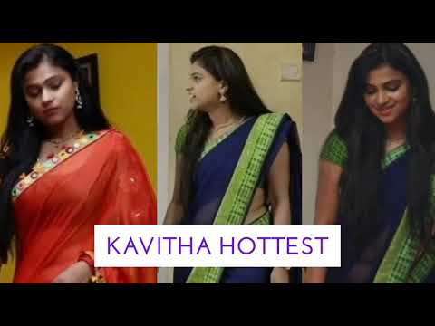 [Fan request] Vijay Tv Kavitha Hottest show HD~RP