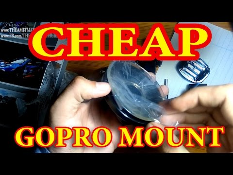 Cheap GoPro Car / Bike Mount India [ Aliexpress ] [Unboxing / Review ]