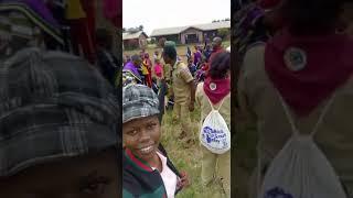 Scouts in kilimanjaro at hai district..