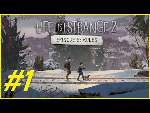 Life Is Strange Episode 2 Part 1 - TIME TO TRAIN! thumbnail