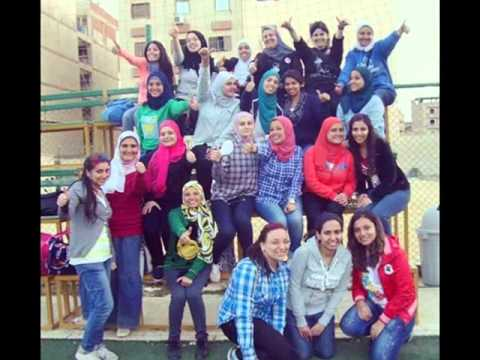 Class of 2009-2014 Clinical Pharmacy Cairo University (Prom Night)