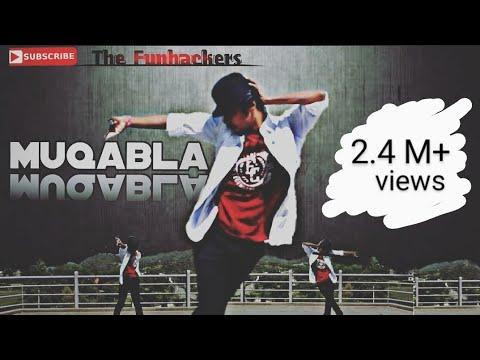 mukkala muqabla || prabhudeva dance||mj style||by abby