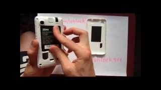 Билайн E700 - Разлочка от оператора, Unlocking(Если ваш телефон заблокирован под оператора и работает только с одной сим-картой или не работает с сим-карт..., 2014-09-21T14:04:06.000Z)