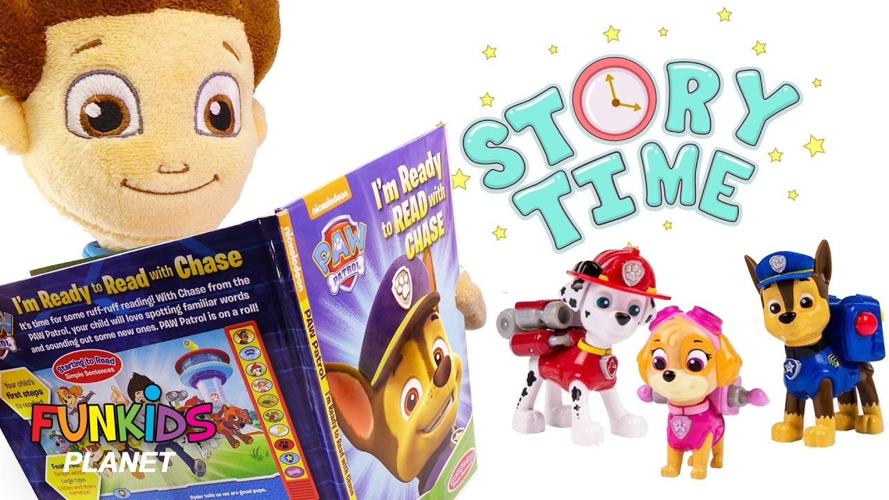 Best Learning Videos For Children Paw Patrol Skye Amp Chase