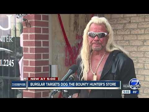 Dog the Bounty Hunter\'s Edgewater store reportedly burglarized