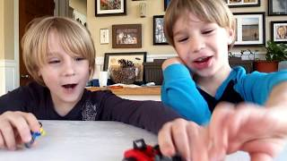 Lego City Hot Rod Challenge 30354 - Mini Speed Build, SuperTwins TV