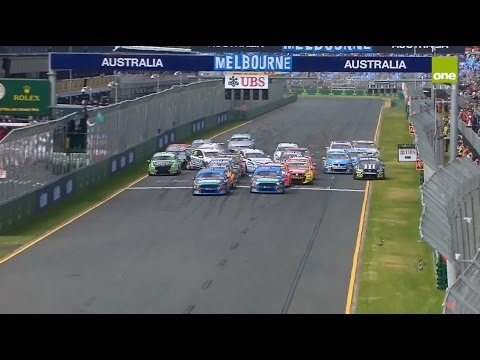 2015 V8 Supercars - Albert Park - Race 4