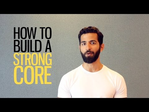 How To BUILD A STRONG Core FAST!