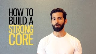 How To BUILD A STŔONG Core FAST !