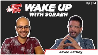 JAVED JAFFREY in Takleshi's Castle! | Wake Up With Sorabh