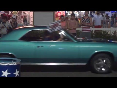 Old Town USA: All-American Muscle Car Cruise