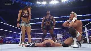 John Cena & Sheamus vs. Big Show & Dolph Ziggler: SuperSmackDown, Dec. 18, 2012