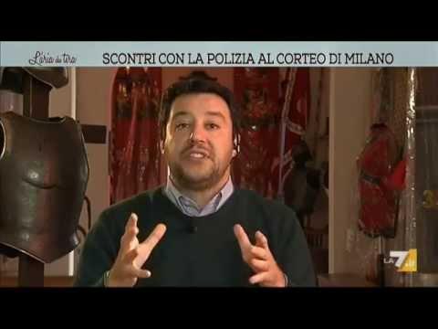 Salvini: 'Se Belsito sarà condannato gli chiederò i soldi indietro'