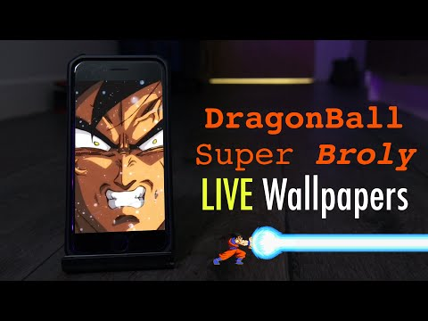 Dragonball Super Broly Live Wallpapers 2019 Iphone Android Gifs Youtube