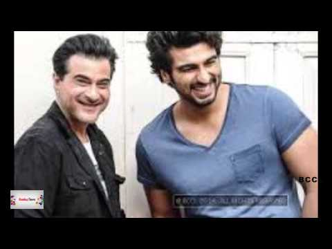 Sanjay Kapoor: I used to fire Arjun the most for being fat - BT