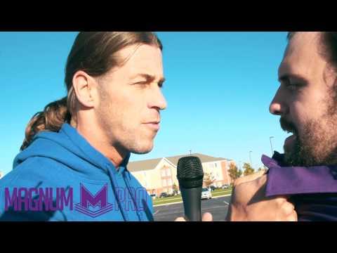 Stevie Richards Impromptu Interview - Magnum Pro