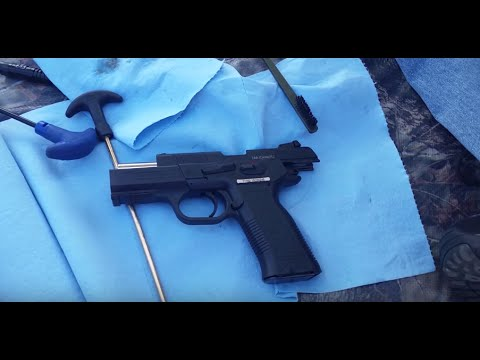 How To/DIY: EAA SAR K2P 9mm Pistol Disassembly and Cleaning by Mike Papa  Kilo