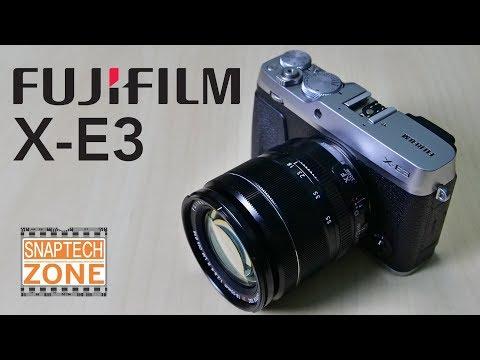 [SnapTech Review EP5] รีวิวกล้อง Fujifilm X-E3