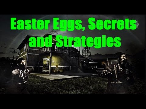 Black Ops 2 | Nuketown Zombies Easter Eggs, Secrets and Strategies Guide