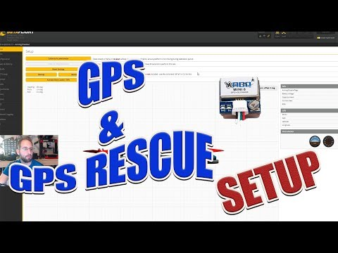 How To Wire & Setup FPV Drone With GPS - Betaflight GPS & GPS Rescue Mode - Never Lose A Drone Again