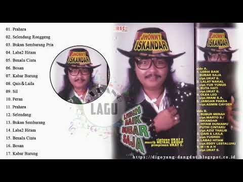Lagu Dangdut Joni Iskandar Full Album