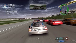 NASCAR 09 PS2 Gameplay HD (PCSX2)