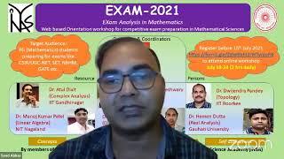 EXAM2021 Workshop , Concluding Session