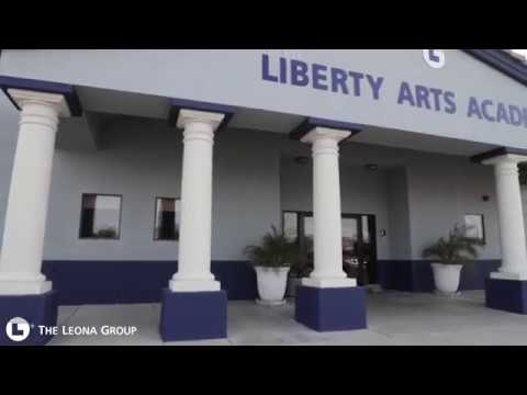 Leona   Liberty Arts Academy