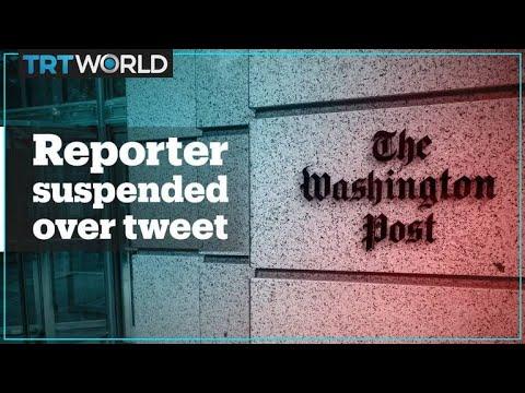 Washington Post suspends reporter over Kobe Bryant tweets