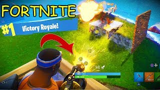 THE GRENADE LAUNCHER IS TOO MUCH FOR THEM! HYPERION WITH THE CLUTCH GENES?! Fortnite Battle Royale