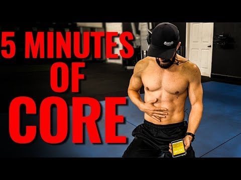 ADVANCED CORE & Abs Workout (STRONG, Six Pack Follow Along Routine)