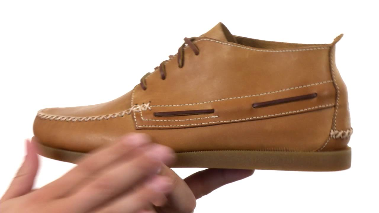 Sperry Top-Sider A/O Wedge Chukka