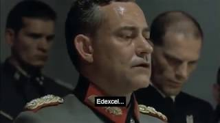 Hitler Reacts to Edexcel Biology Paper One GCSE 2018