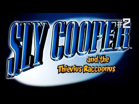 Twitch Livestream   Sly Cooper and the Thievius Raccoonus Part 2 (FINAL) [PS2/PS3]